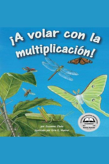 ¡A volar con la multiplicación! - cover