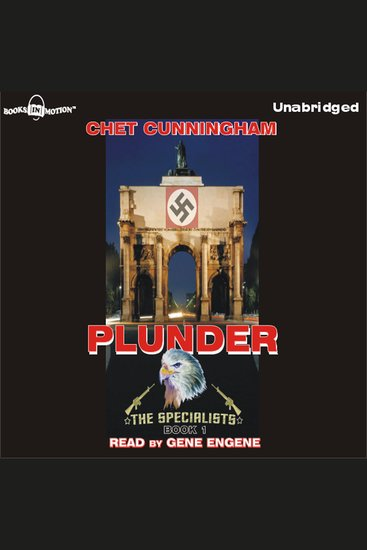 Plunder - cover