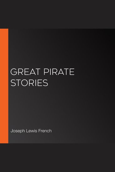 Great Pirate Stories - cover