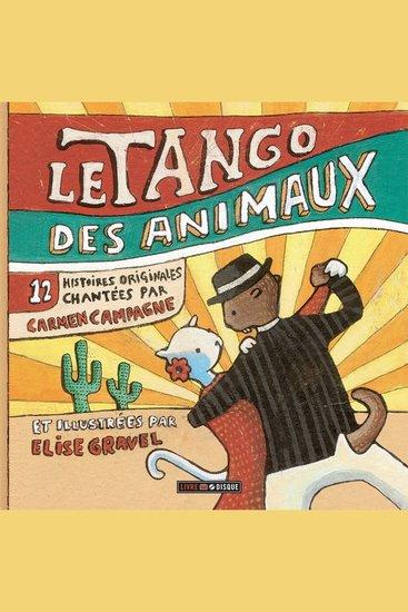 Le tango des animaux - cover