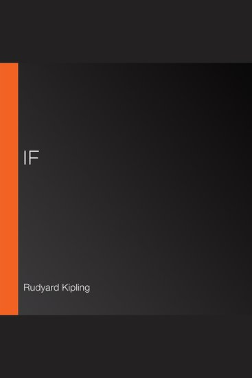 If - cover