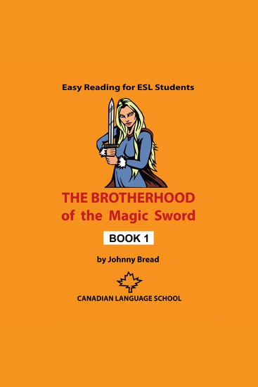 The Brotherhood of the Magic Sword - Book 1 - cover