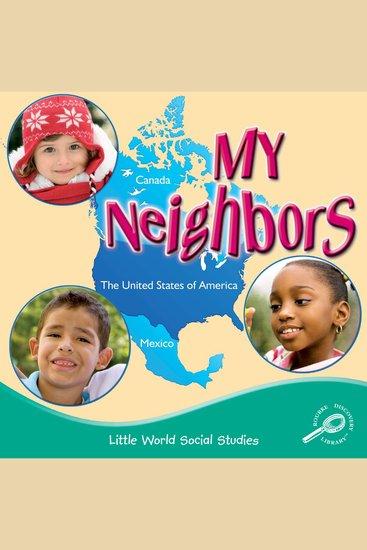 My Neighbors - cover