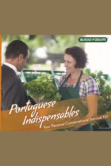 Portuguese Indispensables - cover