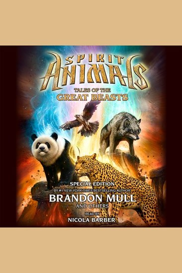 Spirit Animals: Special Edition - Tales of the Great Beasts - cover