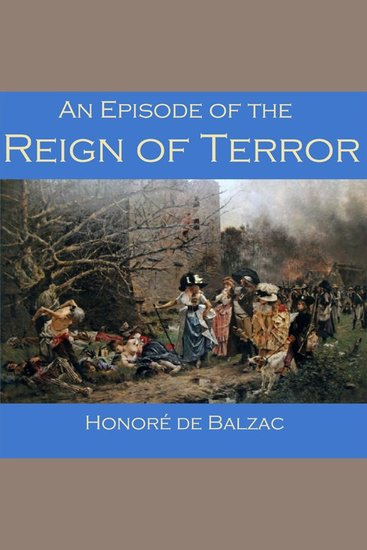 Episode of the Reign of Terror An - cover