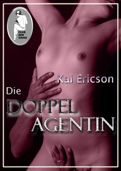 Die Doppelagentin - cover