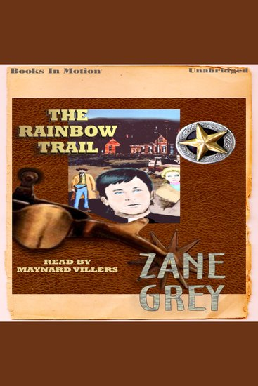 The Rainbow Trail - cover