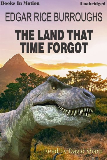 The Land That Time Forgot - cover