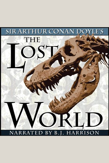 The Lost World - cover