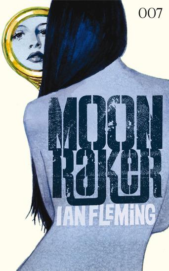 James Bond 03 - Moonraker - cover