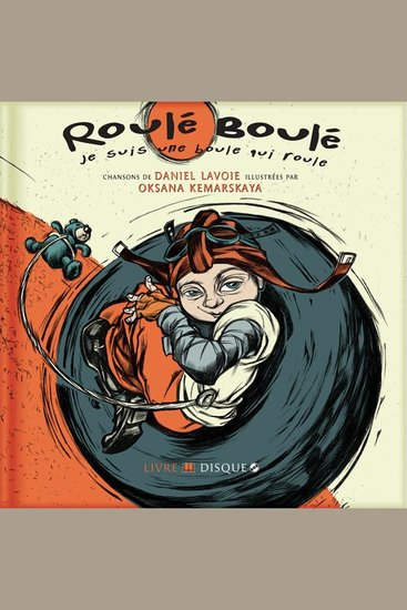 Roulé-Boulé: je suis une boule qui roule - cover