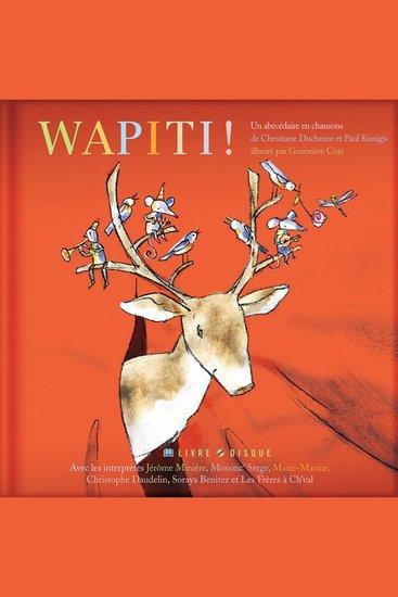 Wapiti! - cover