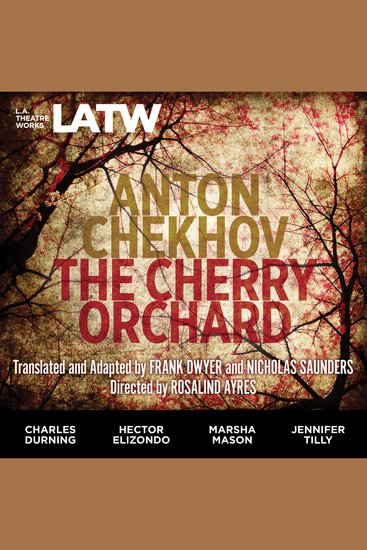 The Cherry Orchard - cover