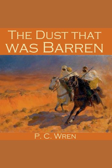The Dust that was Barren - cover