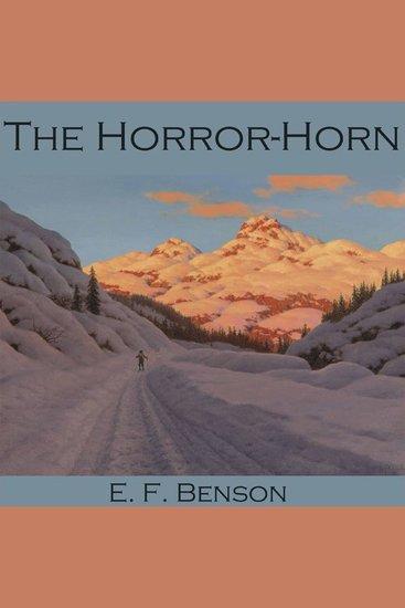 The Horror-Horn - cover