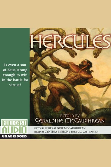 Hercules - Is Even a Son of Zeus Strong Enough to Win in the Battle for Virtue? - cover