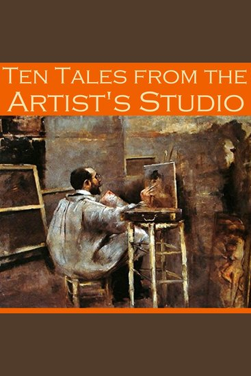 Ten Tales from the Artist's Studio - cover