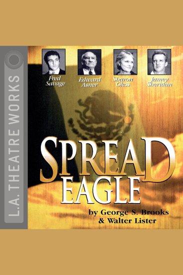 Spread Eagle - cover