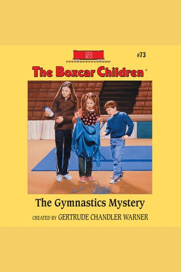 The Gymnastics Mystery - cover