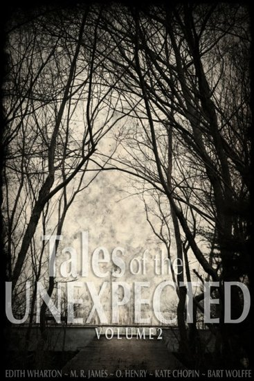 Tales of the Unexpected - Volume 2 - cover