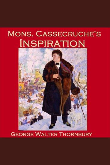 Mons Cassecruche's Inspiration - cover