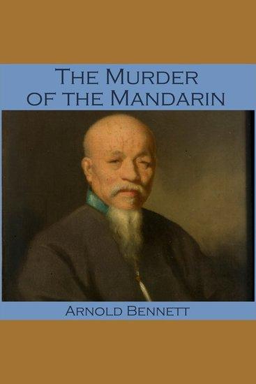 The Murder of the Mandarin - cover