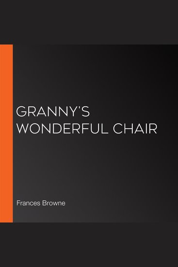 Granny's Wonderful Chair - cover