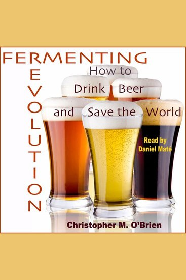 Fermenting Revolution - How to Drink Beer and Save the World - cover