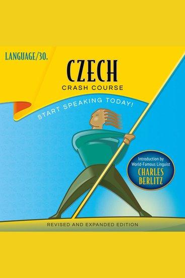 Czech Crash Course - cover