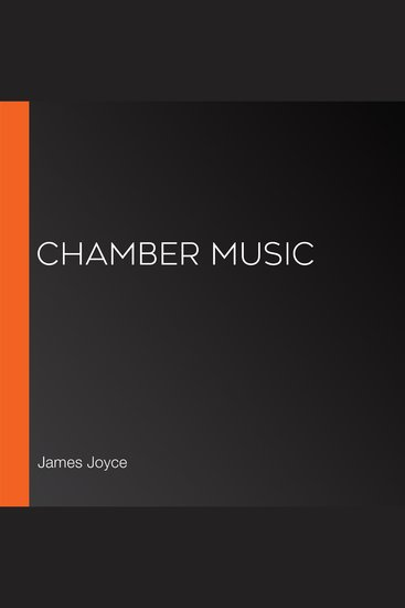Chamber Music - cover