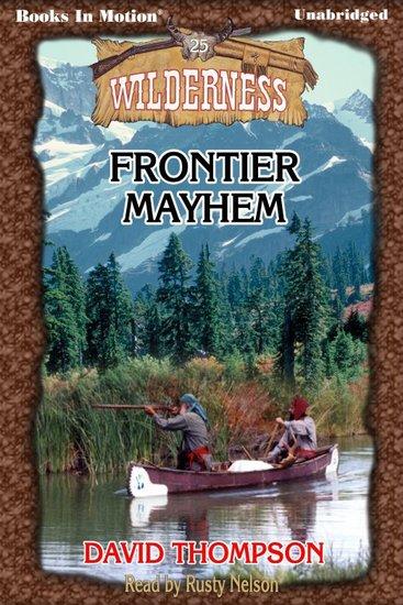 Frontier Mayhem - cover