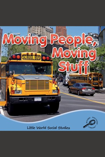 Moving People Moving Stuff - cover