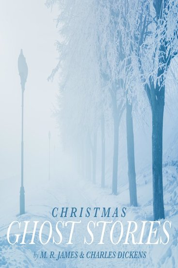 Christmas Ghost Stories - cover