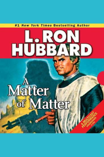 Matter of Matter A - Stories from the Golden Age - cover