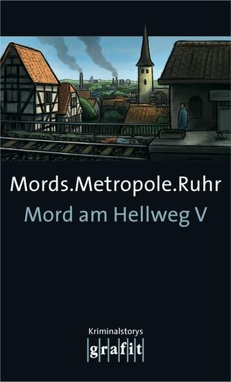 MordsMetropoleRuhr - Mord am Hellweg V - cover