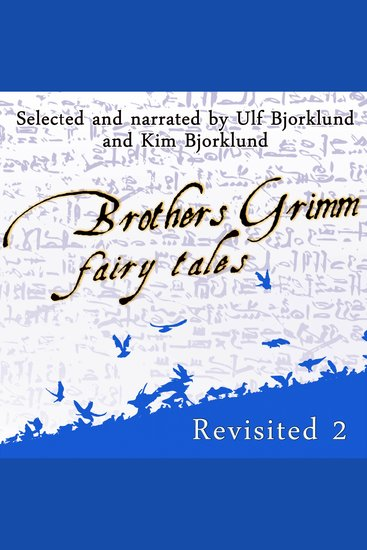 Brothers Grimm Fairy Tales Revisited (Volume 2) - Volume 2 - cover