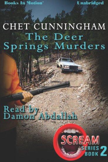 The Deer Springs Murders - cover
