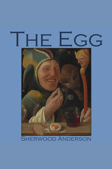 The Egg - cover