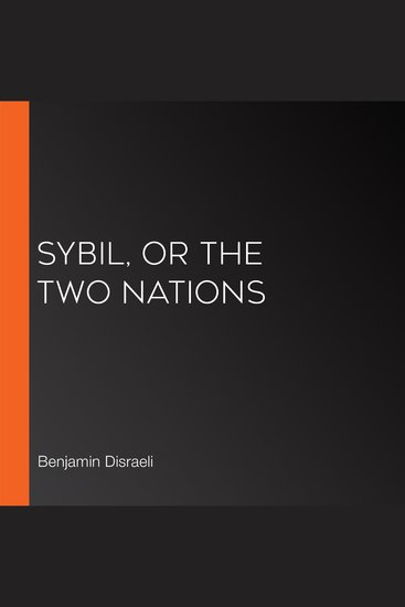 Sybil or the Two Nations - cover