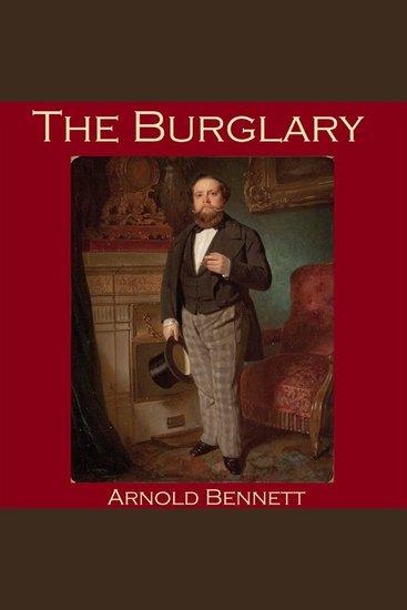 The Burglary - cover