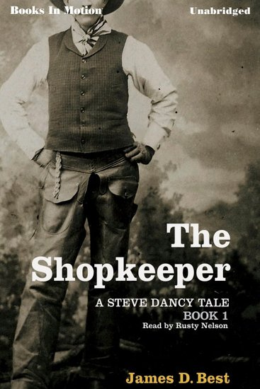 The Shopkeeper - cover