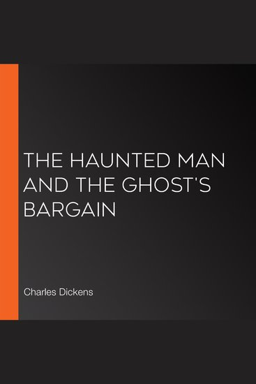 Haunted Man and the Ghost's Bargain The (version 2) - cover