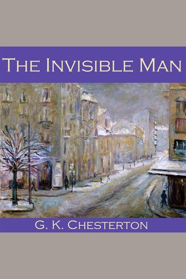 The Invisible Man - cover