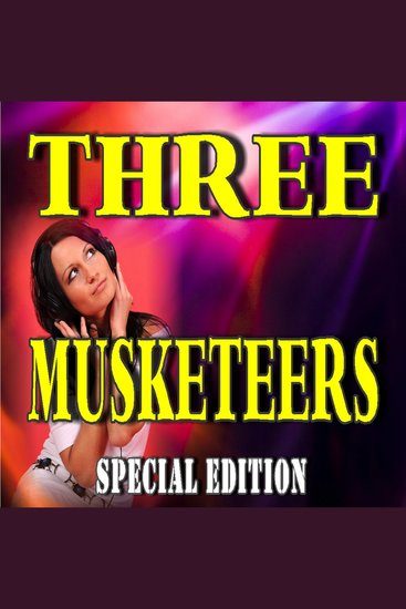 Three Musketeers (Special Edition) - cover