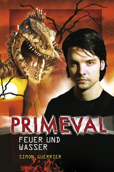 Primeval 4 - Feuer und Wasser - cover
