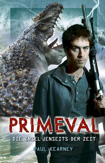Primeval 2 - Die Insel jenseits der Zeit - cover