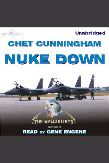 Nuke Down - cover
