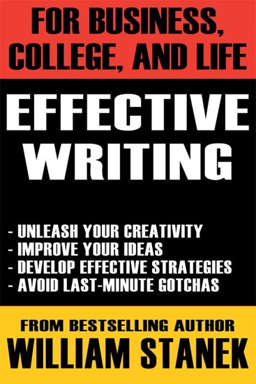 Effective Writing for Business College and Life - cover