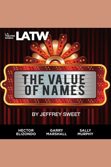 The Value of Names - cover
